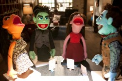 Glee Puppet Master