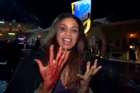 Jordin Sparks on CSI - Source: CBS/YouTube