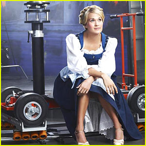 Carrie Underwood in The Sound of Music 3