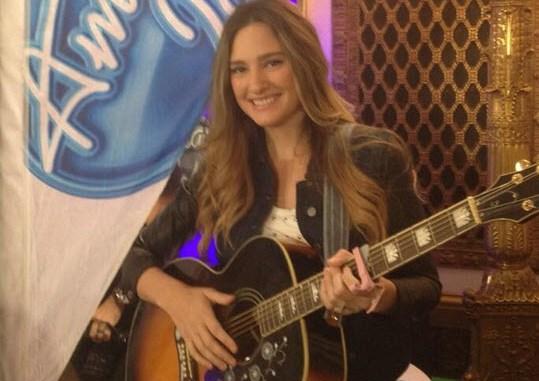 Danielle Kalil American Idol 2014