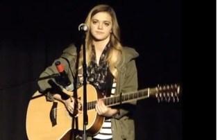 Kenzie Hall American Idol 2014 - Source: YouTube