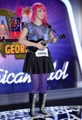 Alyson Ragona auditions