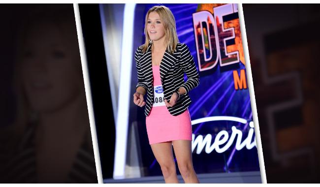Abigail Lane Isham American Idol 2014 Auditions Detroit