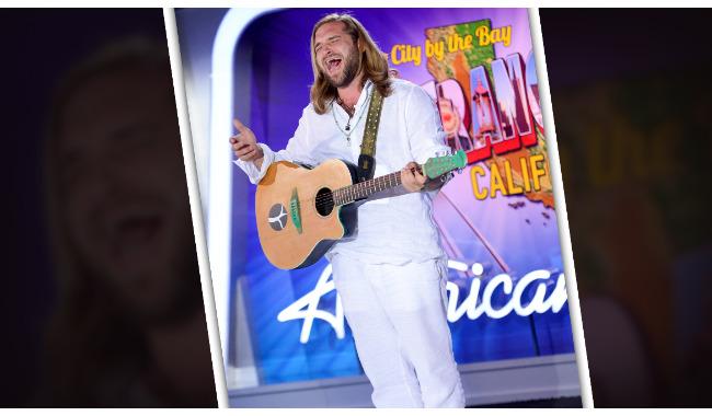 Adam Roth American Idol 2014 Audition San Francisco