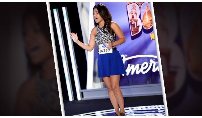 Amaryllis Rodriguez American Idol 2014 Audition Boston