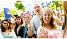 American Idol 2014 Auditions Salt Lake City 13