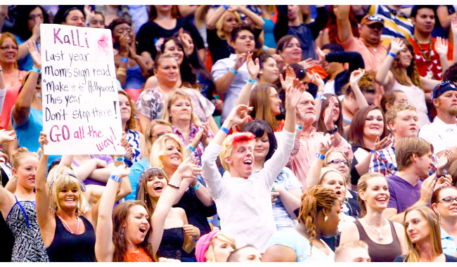 American Idol 2014 Auditions Salt Lake City 5