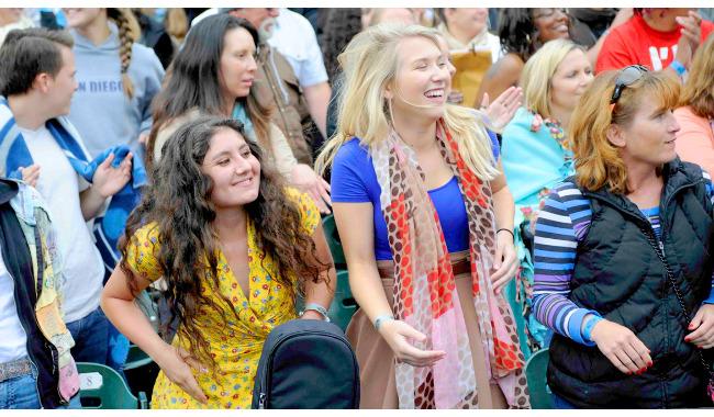 American Idol San Francisco Auditions 2014 8