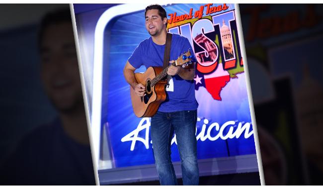 Ben Boone American Idol 2014 Audition Austin