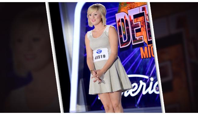 Brandy Neelly American Idol 2014 Auditions Detroit