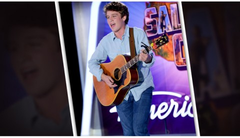 Briston Maroney American Idol 2014 Audition - Source: FOX