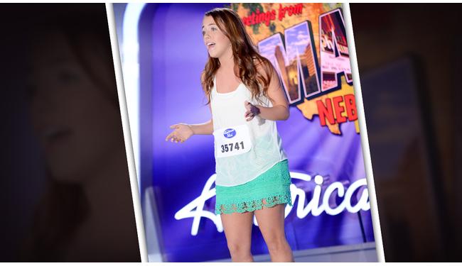 Caitlin Davis American Idol 2014 Audition