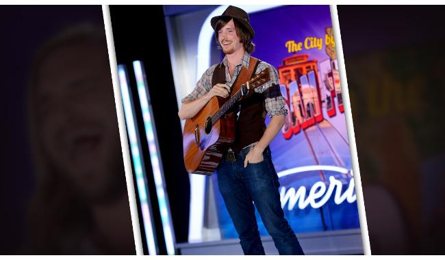 David Lunig American Idol 2014 Audition San Francisco