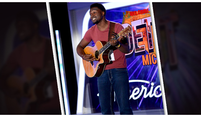David Oliver Willis American Idol 2014 Auditions Detroit
