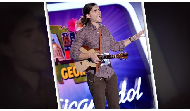 Eddie Soltys American Idol 2014 Audition Atlanta