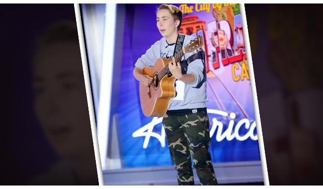 EmKay Nobilette American Idol 2014 Audition San Francisco