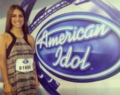 Emily Piriz American Idol 2014 - Source: Facebook