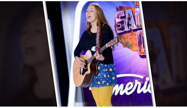 Emily Rottler American Idol 2014 Audition