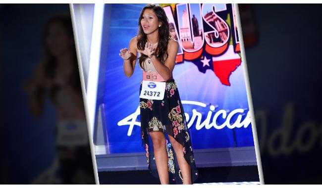 Isabell Gallegos American Idol 2014 Audition Austin