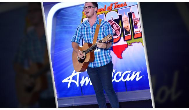 John J. Fox American Idol 2014 Audition Austin