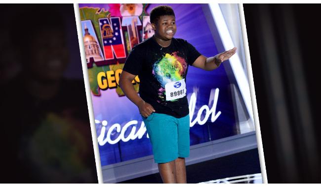 Jordan Brisbane American Idol 2014 Audition Atlanta