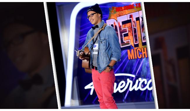 Julian Miller American Idol 2014 Auditions Detroit