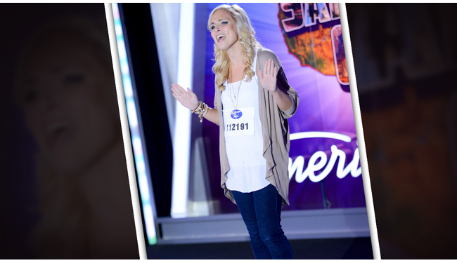 Julie Offill American Idol 2014 Audition
