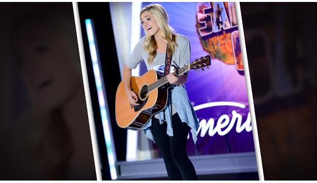 Kenzie Hall American Idol 2014 Audition