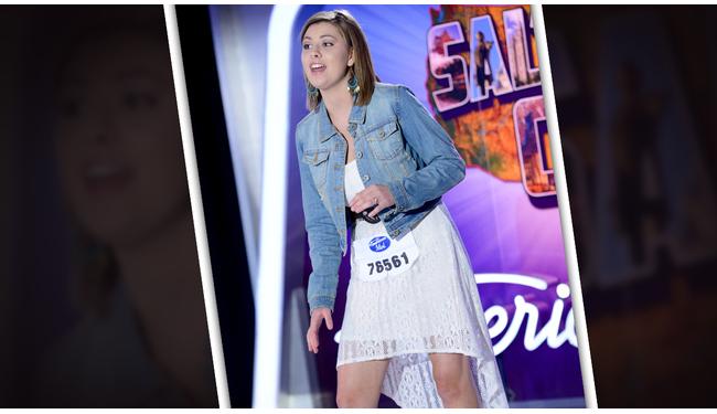Kylee Adamson American Idol 2014 Audition