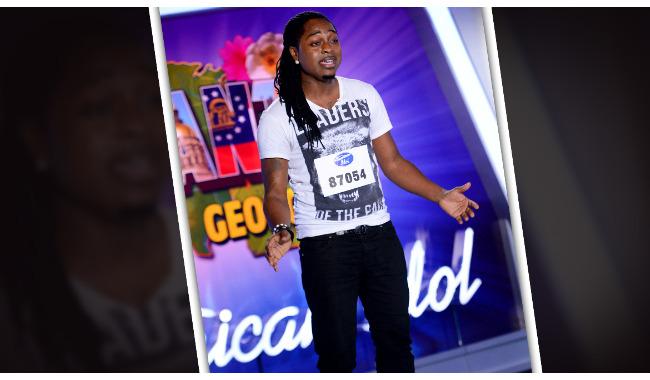 Laquan Fields American Idol 2014 Audition Atlanta