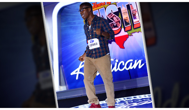 Malcolm Allen American Idol 2014 Audition Austin