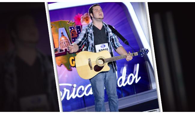 Marcus Holloway American Idol 2014 Audition Atlanta