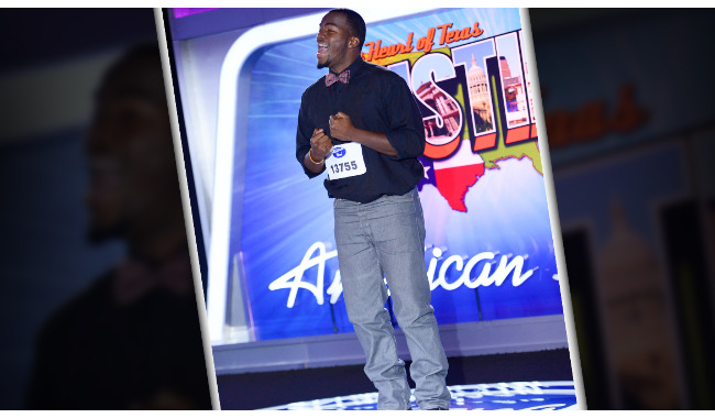 Marion Lindsey American Idol 2014 Audition Austin