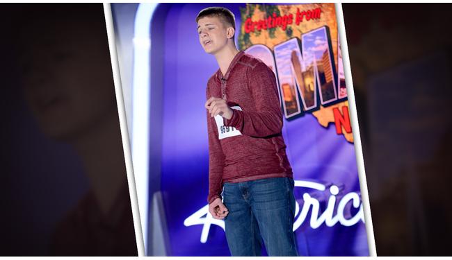 Matthew Hamel American Idol 2014 Audition