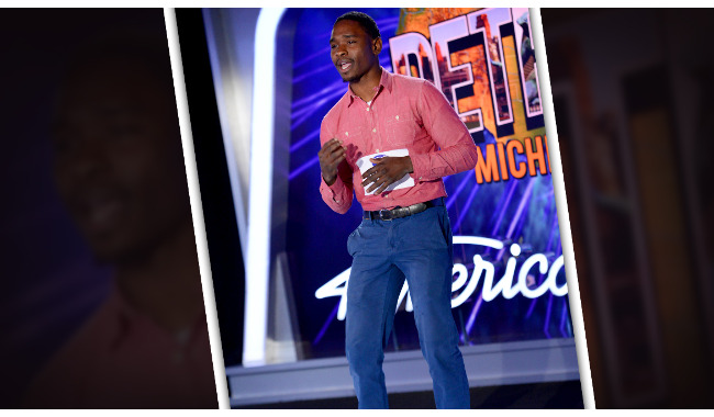 Oscar Chatman American Idol 2014 Auditions Detroit