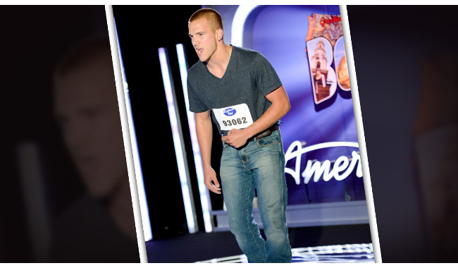 Rich Lafeur American Idol 2014 Audition Boston
