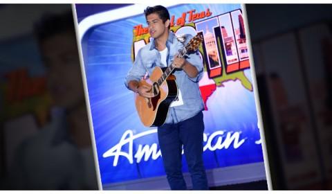 Spencer Lloyd American Idol 2014 Audition Austin