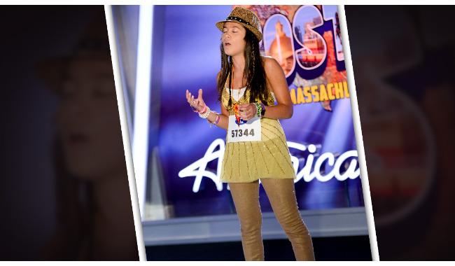 Stephanie Hanvey American Idol 2014 Audition Boston