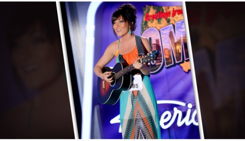 Tessa Kate American Idol 2014 Audition - Source: FOX