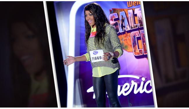 Tessa Norman American Idol 2014 Audition