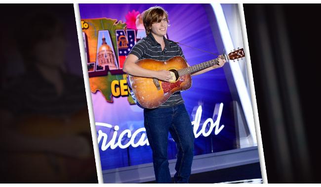 Tyler Sloan American Idol 2014 Audition Atlanta