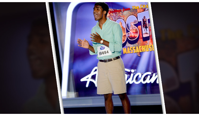 Vibav Mouli American Idol 2014 Audition Boston