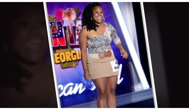 Wantika Treadwell American Idol 2014 Audition Atlanta