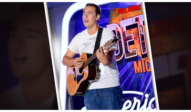 Zack Day American Idol 2014 Auditions Detroit