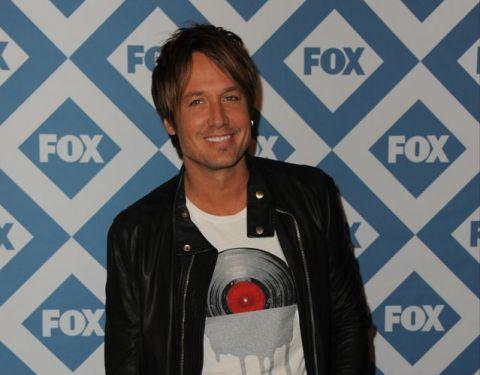 Keith Urban returns to Idol