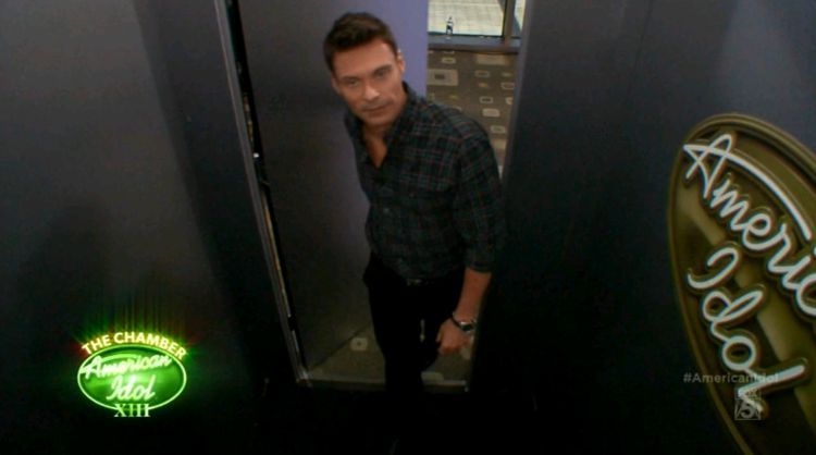 Ryan Seacrest steps in to The Chamber