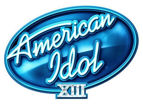 AMERICAN IDOL XIII: Logo