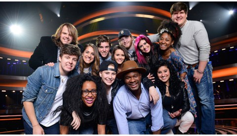 1 American Idol 2014 Finalists Top 13