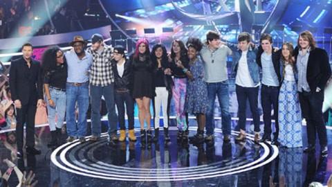 American Idol 2014 Finalists