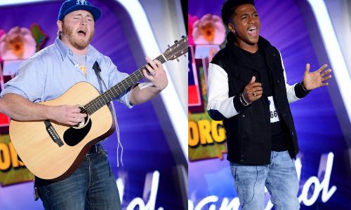 Ben Briley & Neco Starr - American Idol